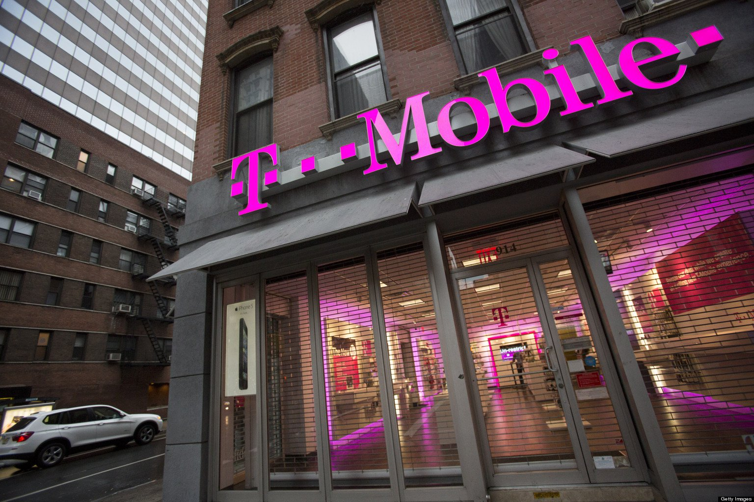 Huge T-Mobile Breach Affects 3 Million