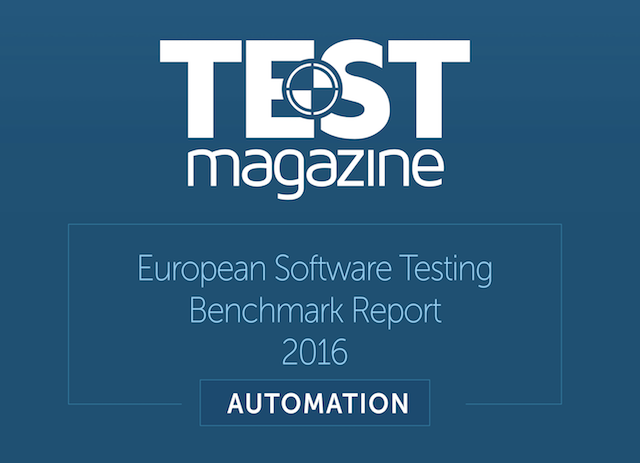 test automation survey