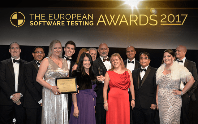 COMING UP: The European Software Testing Awards