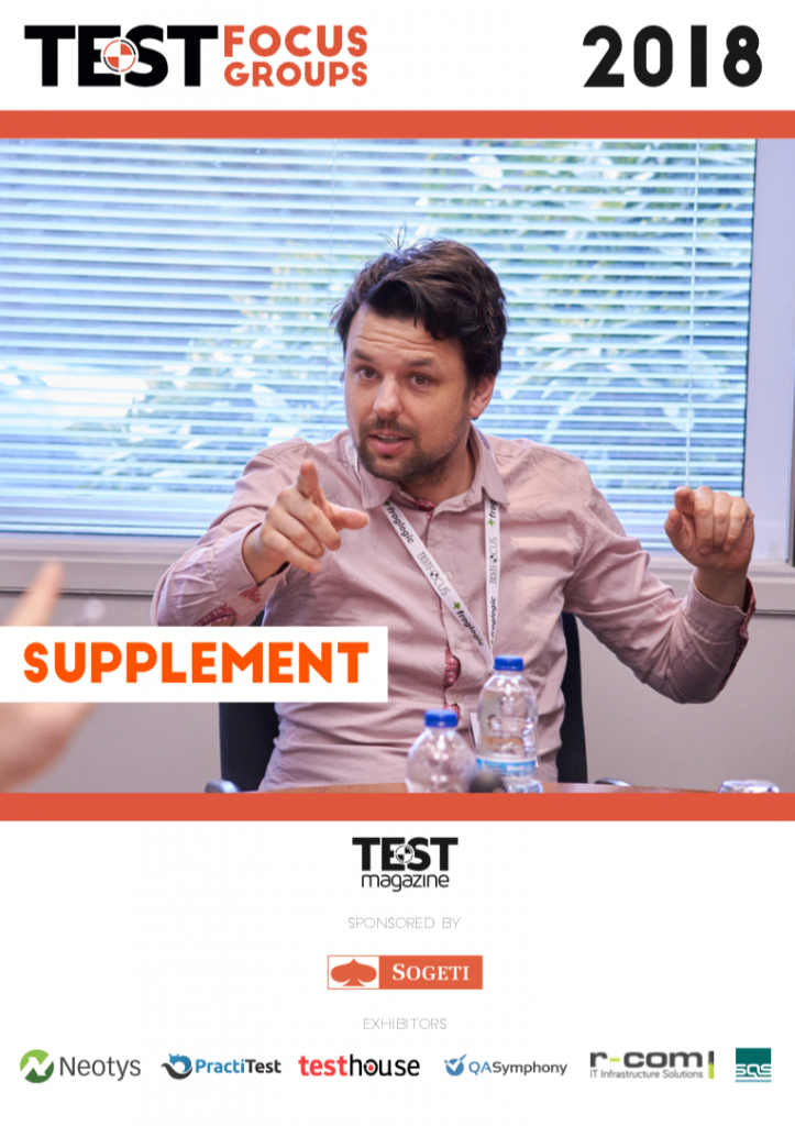 TEST Focus Groups 2018 Supplement