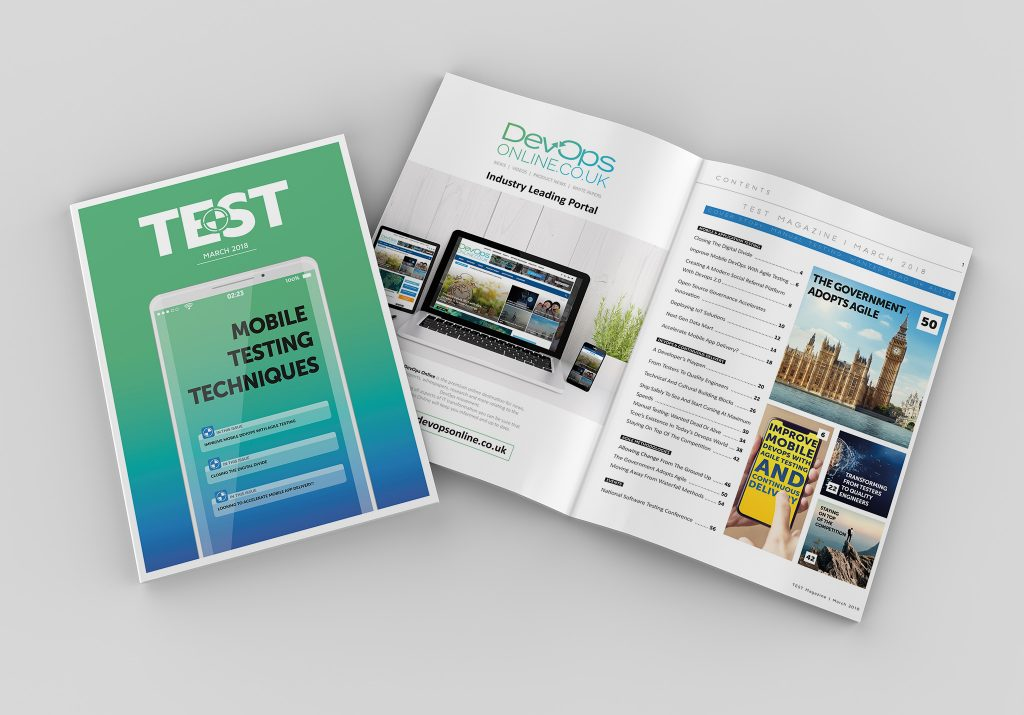 March issue of TEST Magazine is online