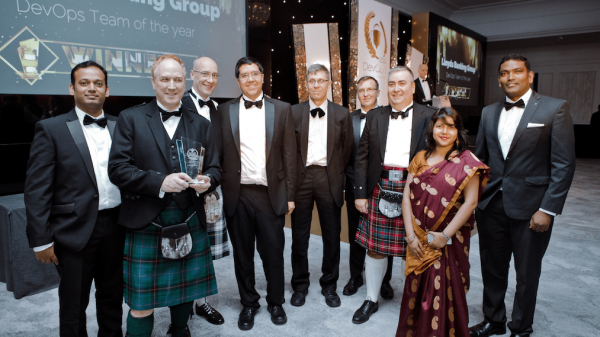 DevOps Industry Awards 2018