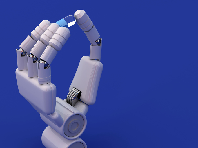 Artificial intelligence system designs drug molecules