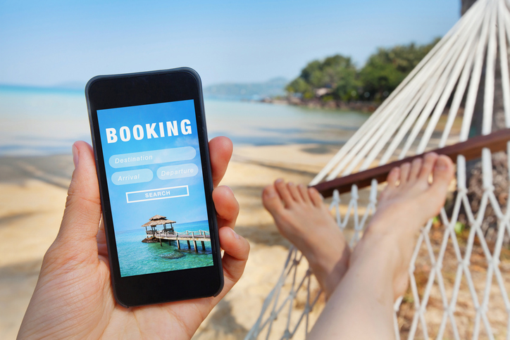 A third of holidaying Brits say mobile app issues ruined their vacay