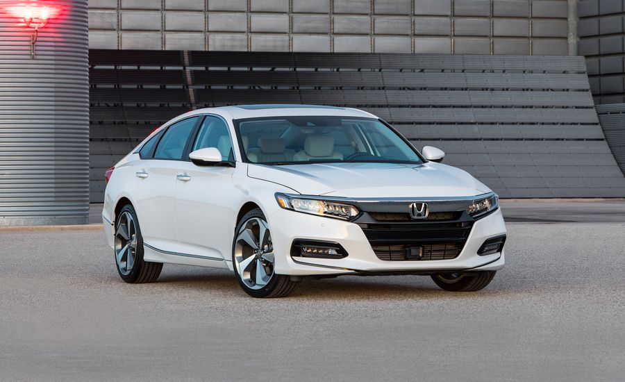 Honda Accord recall over rear-view camera software bug