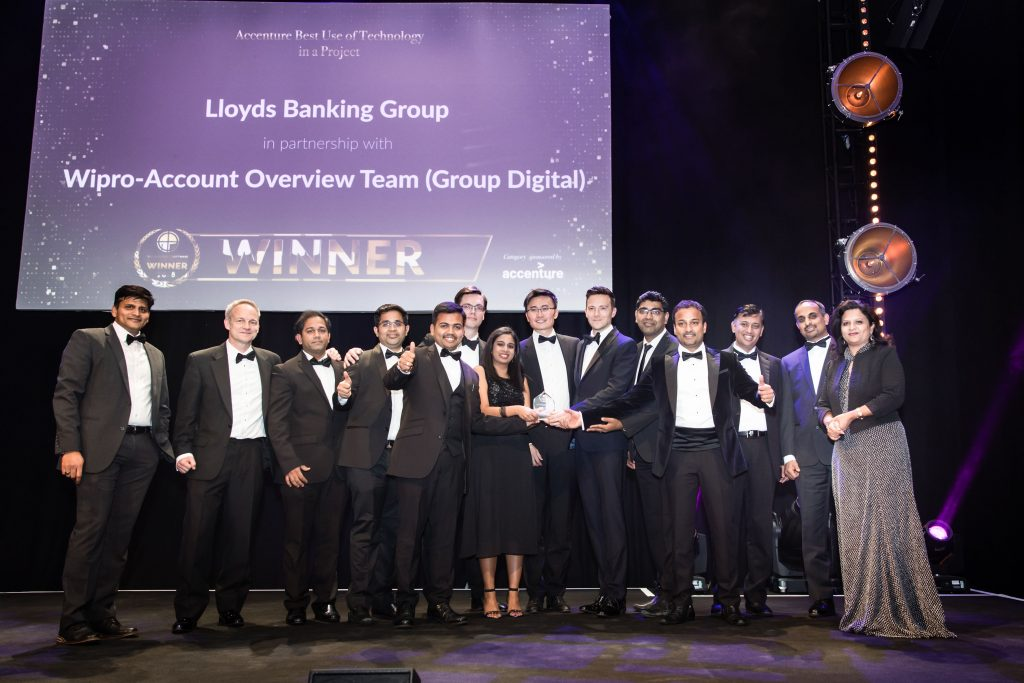 Lloyds Banking Group in partnership with Wipro Account Overview Team (Group Digital)