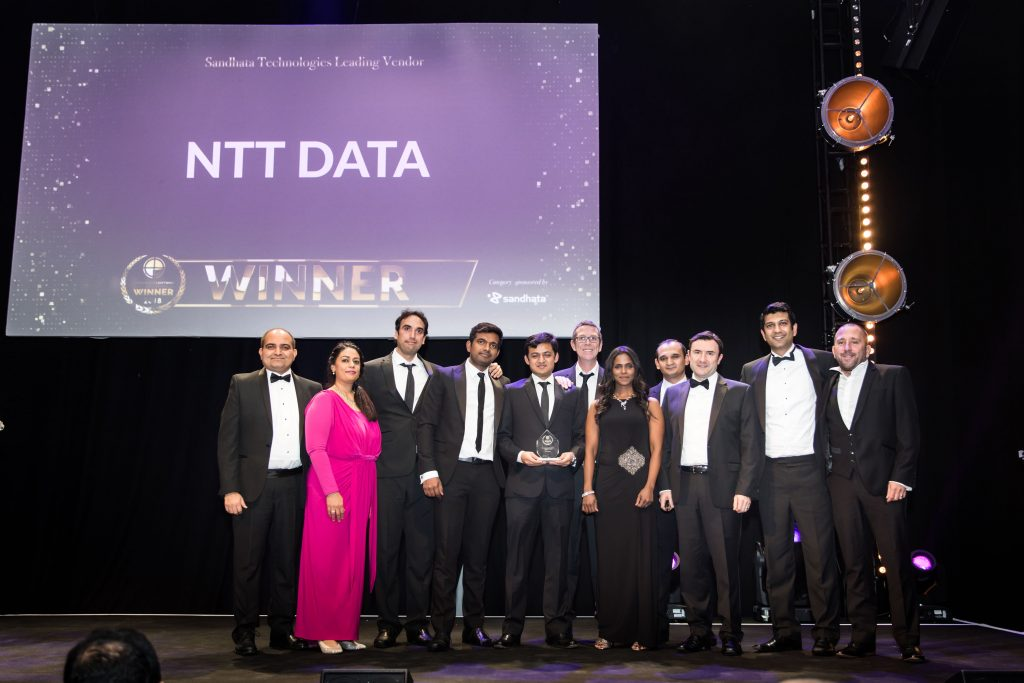 Sandhata Technologies Leading Vendor NTT DATA