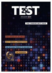 TEST Magazine January 2019