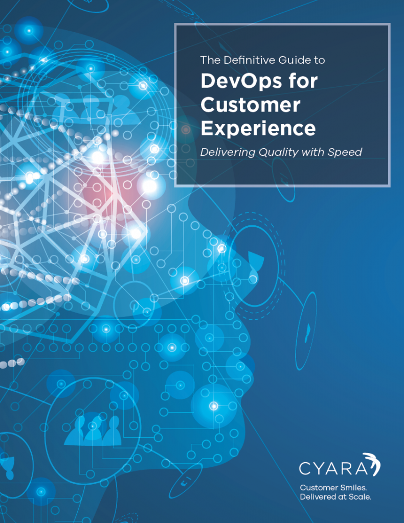 The Definitive Guide to DevOps for Customer Experience
