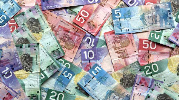 CAD money
