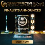 Finalists announced for the European Software Testing Awards 2019!